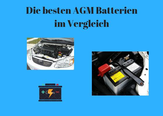 agm batterie test bild