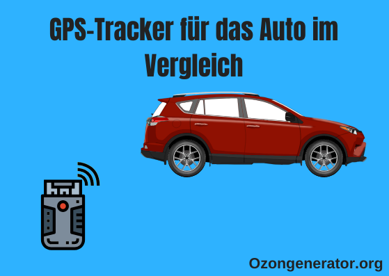 GPS tracker auto test