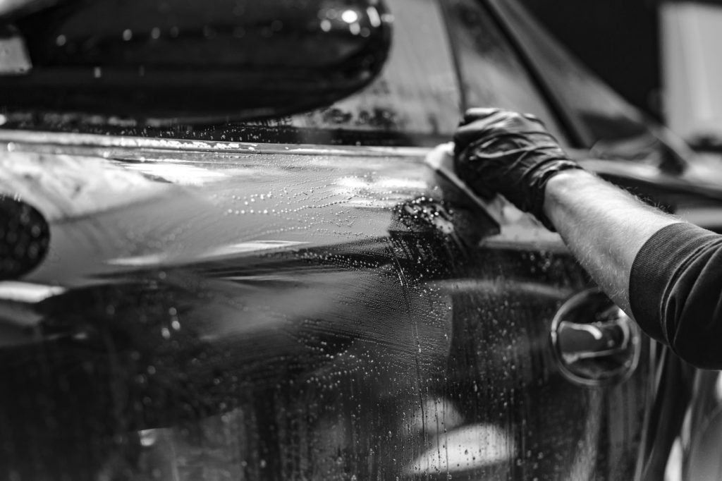 gummipflege auto test