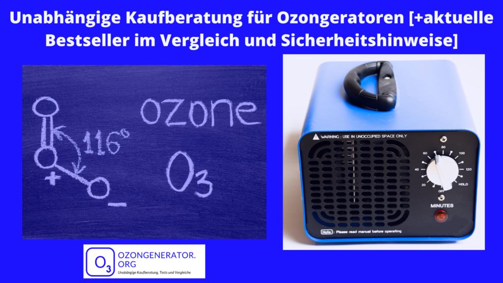 Ozongenerator Test
